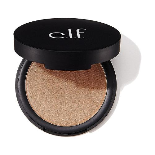e.l.f. Shimmer Highlighting Powder, Bronzed Glow 83712