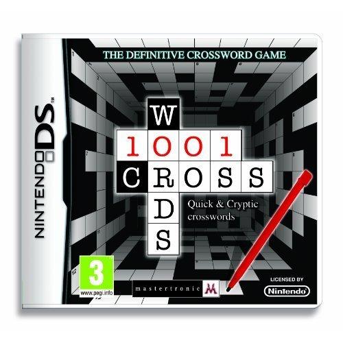 1001 Crosswords (Nintendo DS)