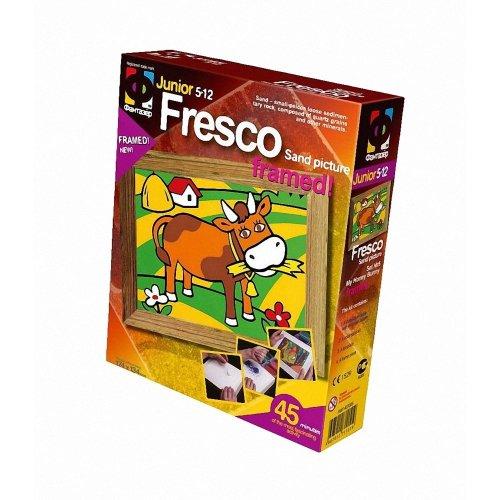 Elf407005 - Fantazer - Fresco Sand Picture - on the Meadow