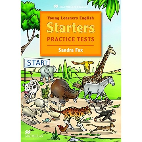 Young Learners Starters Students Book + CD Pack (Young Learners English Practice Tests)