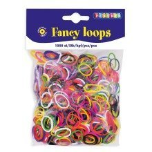 Pbx2471085 - Playbox - Loops (loom Bands) - 1000pcs Mix