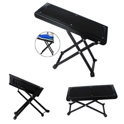 Pleasant Guitar Foot Stool Black Folding Footstool Rest Acoustic Classical Practice Uk Evergreenethics Interior Chair Design Evergreenethicsorg