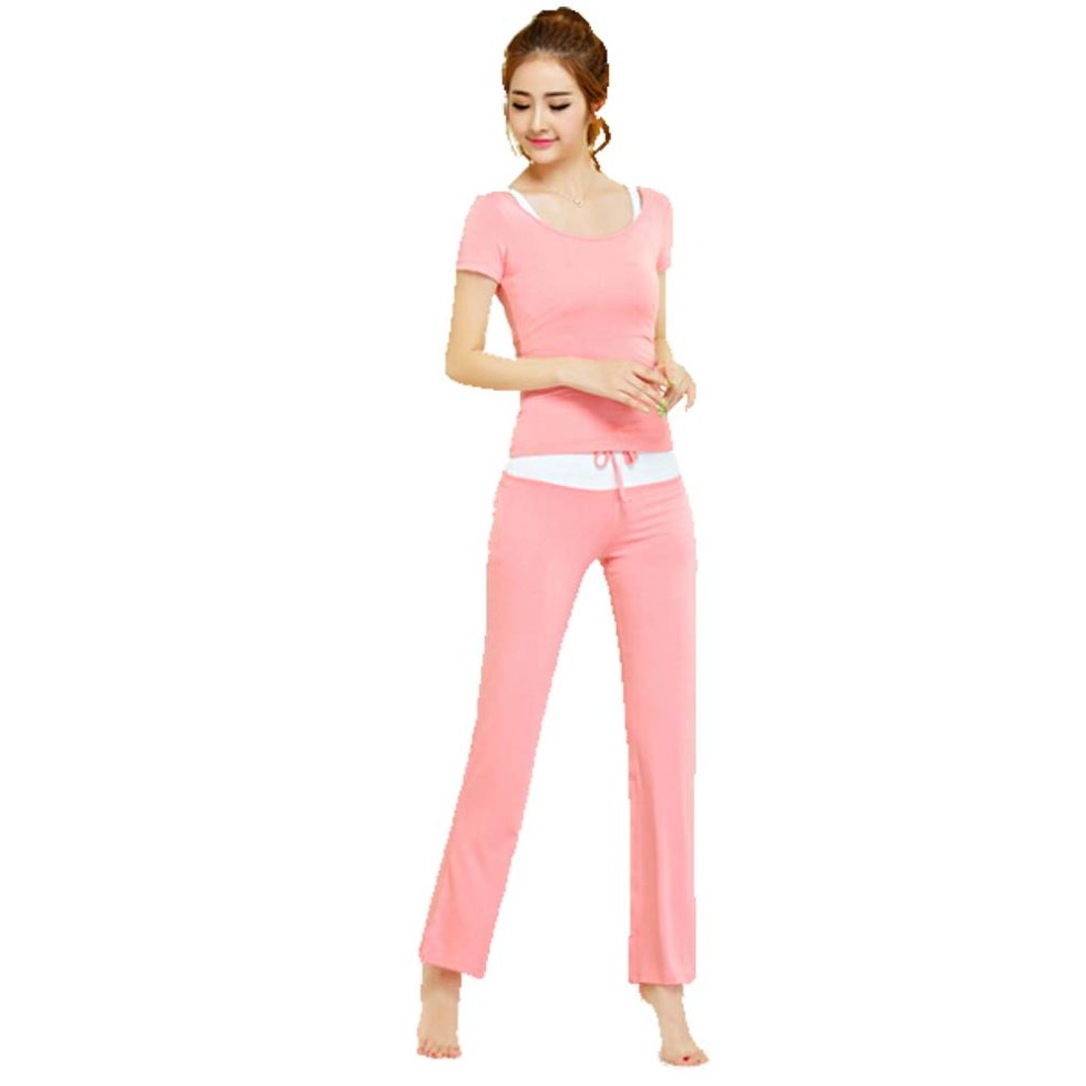 22efe6dff164 Womens Dance Clothes Yoga Wear Set 3 Pieces Fitness Prana Yoga Dance Outfit  on OnBuy