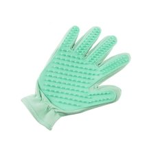 Pet Grooming Glove Gentle Brush Glove Right for Dogs Cats Horses