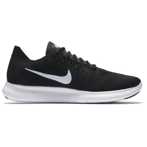 9a2587736c6d68 New Womens NIKE Free RN Flyknit 2017 Running Trainers Black 880844 001 on  OnBuy