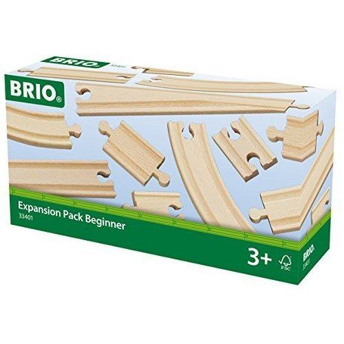 BRIO Track Expansion Pack - Beginner
