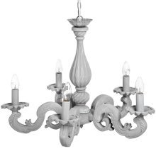 Five Light Chandelier - Chartres -  chartres five light chandelier