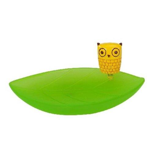 Creative Bath GIV56MULT Give A Hoot Ceramic Soap Dish