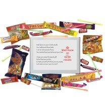GCSE Results Congratulations Sweet Box - A perfect way to say well done