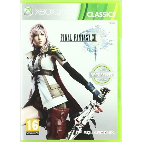 Final Fantasy XIII Classics Edition Xbox 360 Game