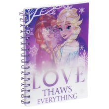 FROZEN | Soft back  Notebook