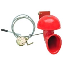 Electric Bull Horn for 12 V Vehicles