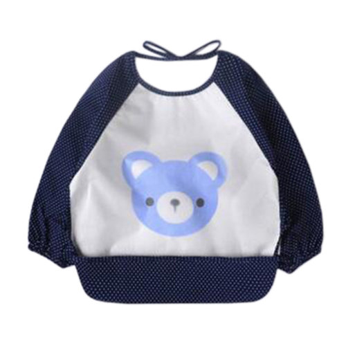 552a9d9ae7b36 Creative Baby Smock Feeding Bib Waterproof & Oilproof Feeding Clothes Baby  Bibs NO.02 on OnBuy