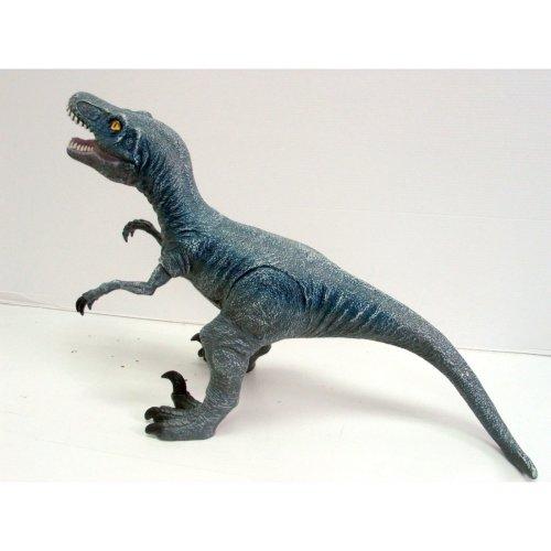 Large Blue Model Velociraptor Model