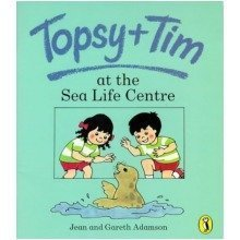 Topsy and Tim at the Sea Life Centre (topsy & Tim Picture Puffins)