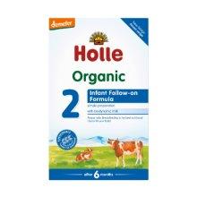 Holle  Organic Infant Follow-On Formula 2 600g