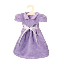 Beautiful and Practical Hand Towel Creative Little Clothes  Towel,Light Purple