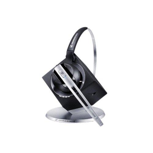 Sennheiser DW Office USB DECT Monaural Head-band Black,Silver headset