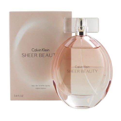 Calvin Klein Sheer Beauty 100ml Eau de Toilette Spray