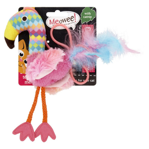 Good Girl Meowee Flamingo (Pack of 6)