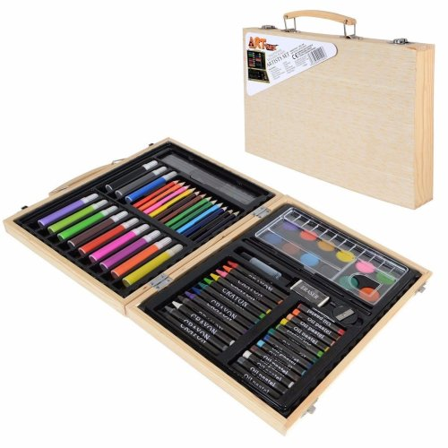 68pc Boxed Children's Artist Kit | Kids' Art Set