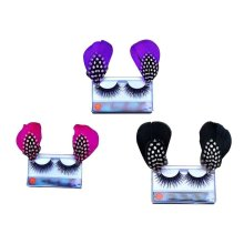 Set of 3 Long and Exaggerated False Eyelashes Extension for Cosplay [A]
