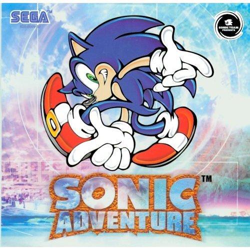 Dreamcast - Sonic Adventure