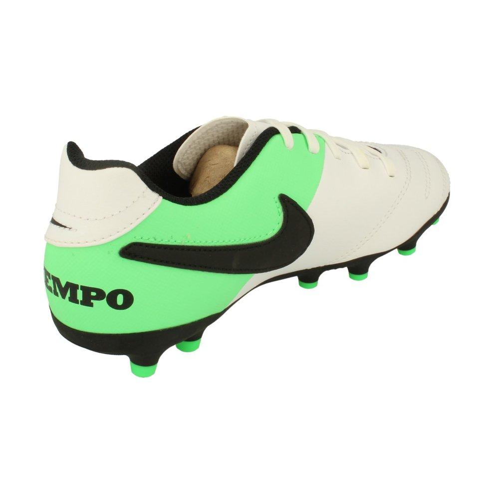 1ef8dbe1311 ... Nike Tiempo Rio III FG Junior Football Boots 819195 Soccer Cleats - 2  ...