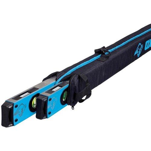 Ox Spectrum Pro Heavy Duty Shockproof Spirit Level and Pro Level Bag Kit