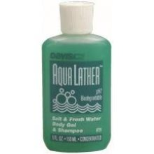 Aqua Lather Body & Shampoo Wash - 5ozs