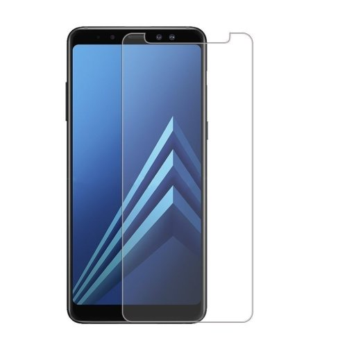 iPro Accessories Galaxy A8 2018 Tempered Glass, Galaxy A8 2018 Screen Protector, [Compatible With Galaxy A8 2018 Case] [Scratch Proof] [Shatter Proof] [9H Hardness]
