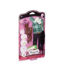 Bandai 30670 Harumika - Shoes & Accessories - Collection: 30671 Fabrics & Show Bohemian