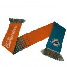 Nfl Miami Dolphins Fade Scarf -