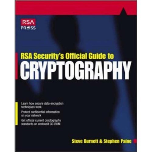 RSA Security's Official Guide to Cryptography (RSA Press)