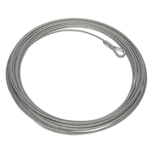 Sealey ATV2040.WR Diameter 5.4mm x 17mtr Replacement Wire Rope for ATV2040