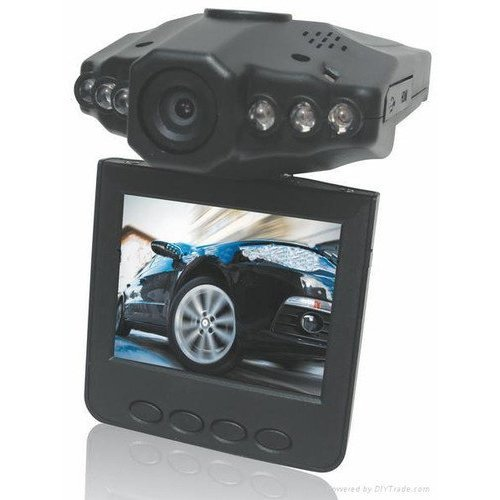 Super Legend 1280P HD 2.5 inch LCD Night Vision CCTV In Car DVR Accident