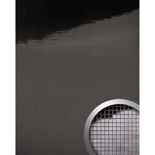 WallFace 13357 M-STYLE Wall panel interior wall shop deco anthracite | 0.96 sqm