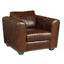 Sadocc Leather Armchair