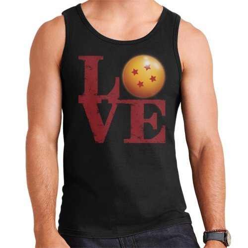 Dragon Ball Z Love Men's Vest