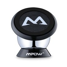 Mpow 360 Degree Rotatable Sticky Magnetic Mini Car Phone Mount