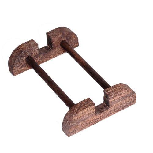 Chinese Paulownia Wood Cutting Board Holder