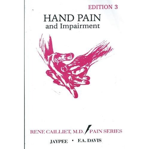 Hand Pain and Impairment (Pain series)