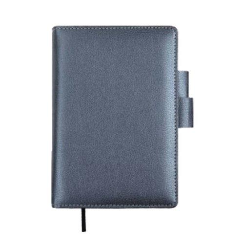 Gray Notebook Portable Planner Mini Pocket Portable Schedule Personal Organizer