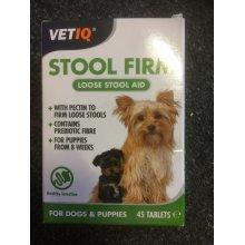 Stool firm
