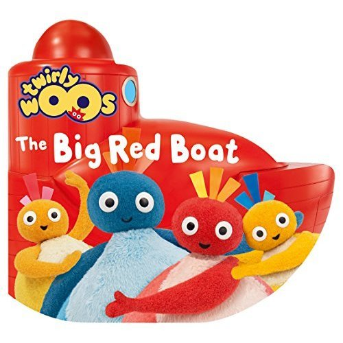 The Big Red Boat (Twirlywoos)