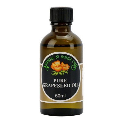 Natural by Nature 50 ml Pure Grapeseed Oil