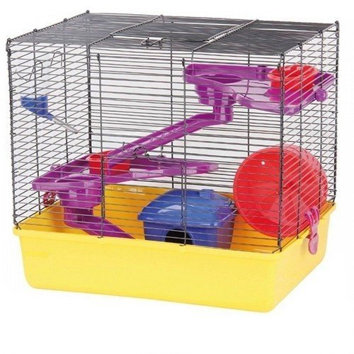 Lazy Bones Fun Home Rodent Cage