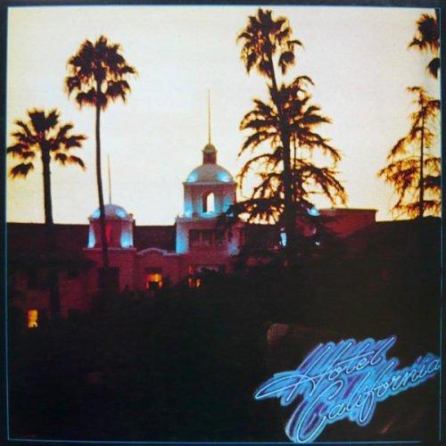 Hotel California + Poster (UK 1976) , Eagles