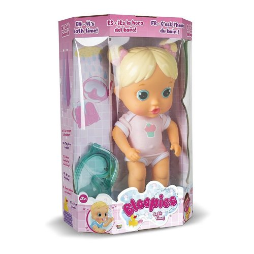Bloopies Baby Sweety Bath Doll