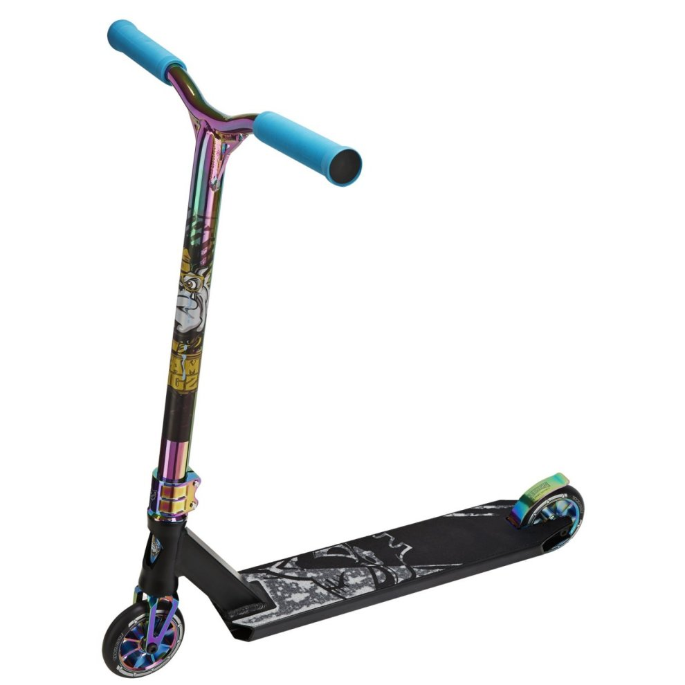 team dogz pro x ultimate kids 39 stunt scooter on onbuy. Black Bedroom Furniture Sets. Home Design Ideas